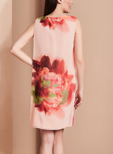 Lyman by Frank Lyman Floral Print Dress, Pink, hi-res