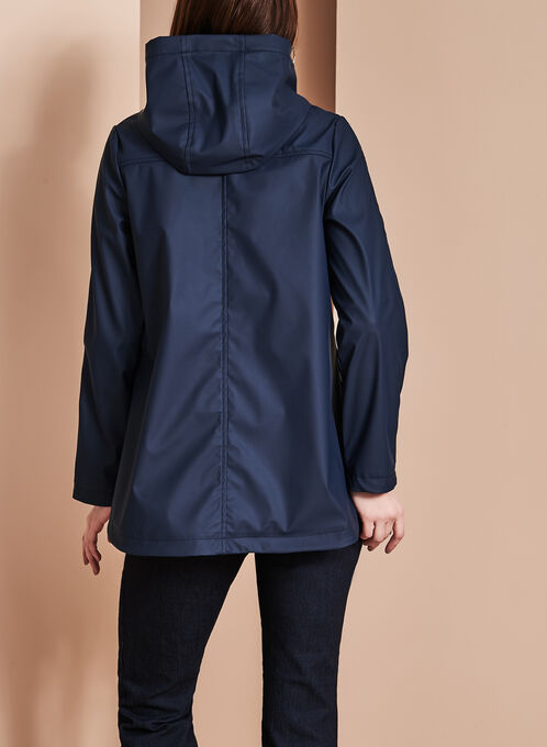 French Connection - Rain Coat , Blue, hi-res