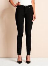 Slim Leg Jeggings, Black, hi-res