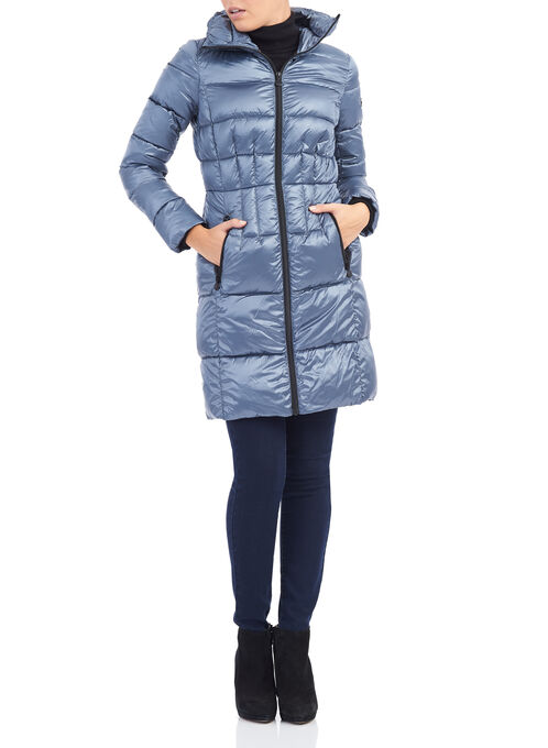 Bernardo Primaloft® Down Coat, Blue, hi-res