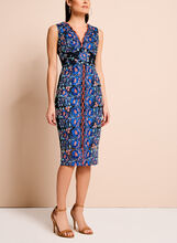 Jax Floral Embroidered Mesh Dress, , hi-res