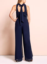 Vince Camuto - Wide Leg Jumpsuit, Blue, hi-res