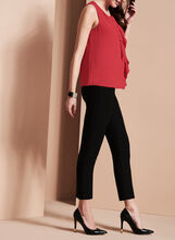 Reese Pocket Slim Leg Pants, Black, hi-res