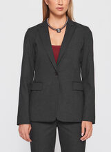 Loubon- Structured Blazer, , hi-res