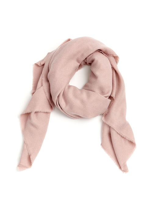 Light Weight Square Scarf, Pink, hi-res