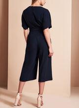 Maggy London Wide Leg Jumpsuit, Blue, hi-res
