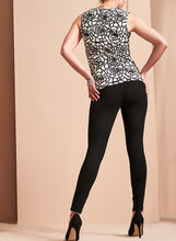 PDR Leggings, Black, hi-res