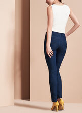 Simon Chang Slim Leg Jeans, Blue, hi-res