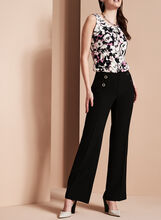 Sailor Wide Leg Pants , , hi-res