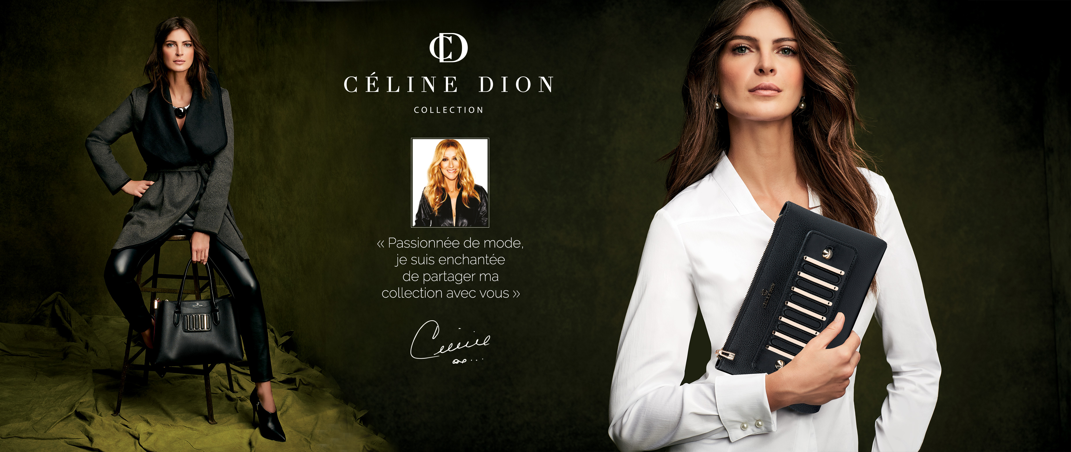 AUTOMNE 2017 Celine Dion Collection