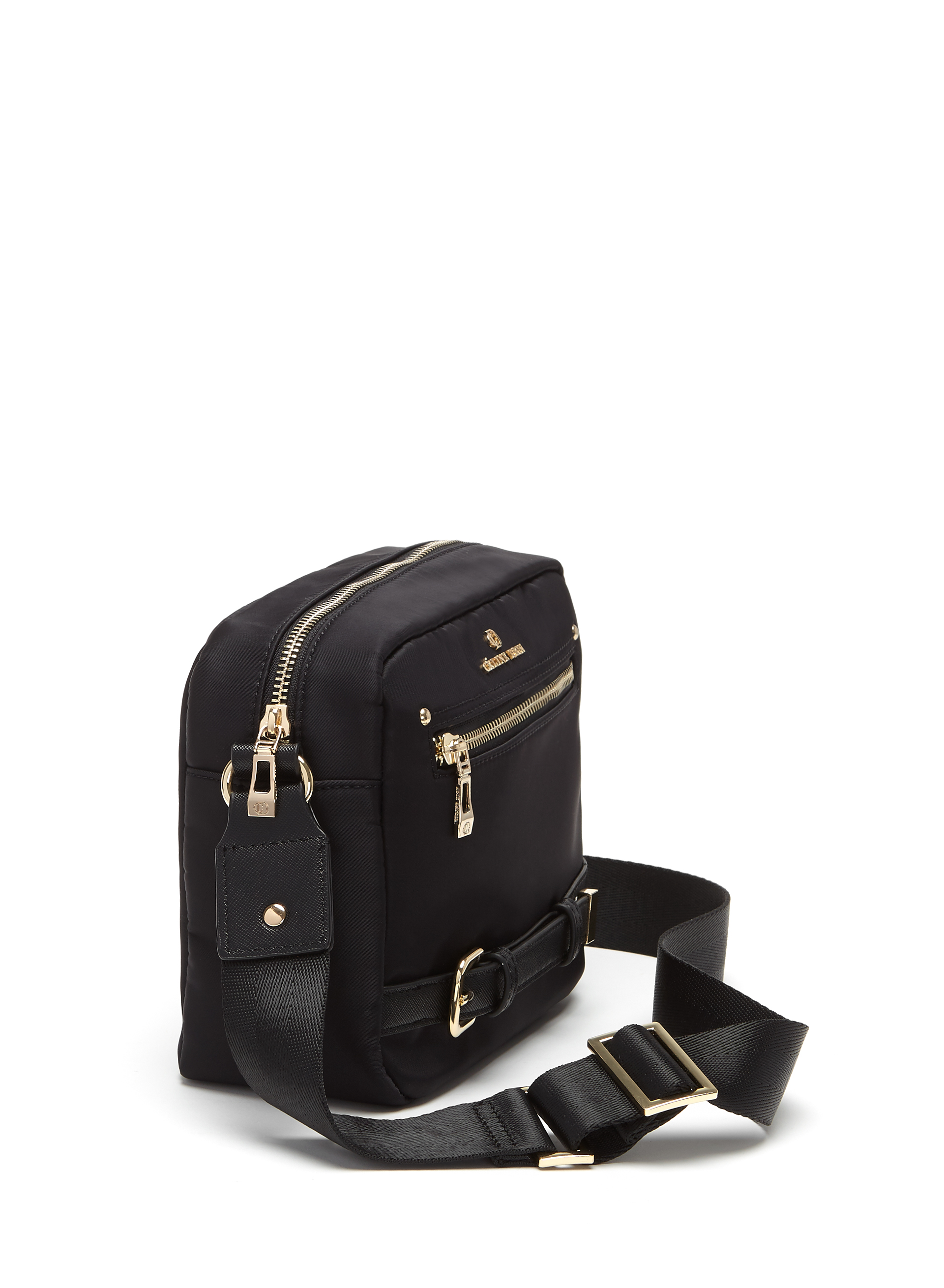 CÉLINE DION - Presto Crossbody Bag, Black, hi-res