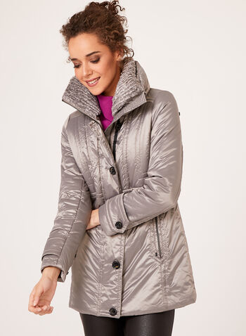 Novelti - Lightweight Waterproof Reflective Coat, , hi-res