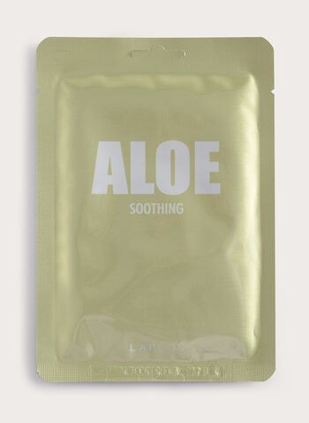 Lapcos - Aloe Hydrating Mask, , hi-res