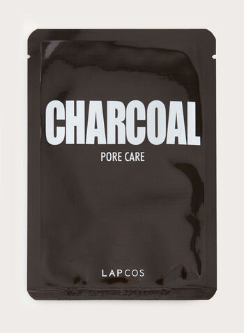Lapcos- Charcoal Pore Care Mask, , hi-res