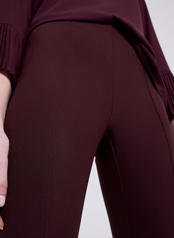Louben - Slim Leg Scuba Pants , , hi-res