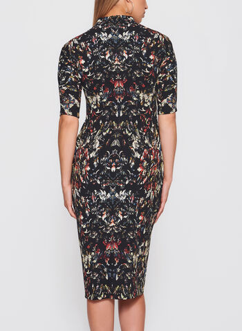 Maggy London - Abstract Print Dress, , hi-res