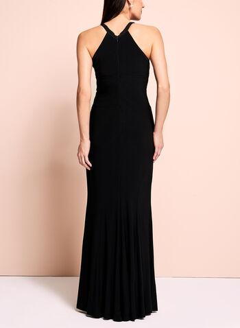 Emma Street Halter Neck Gown, , hi-res