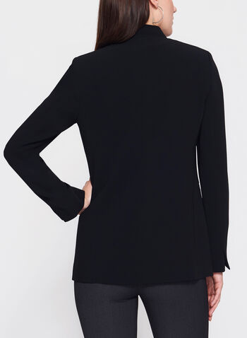 Louben - Notch Collar Blazer, , hi-res