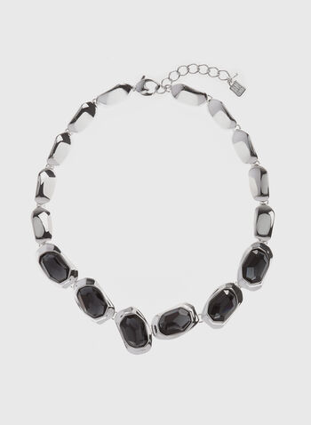 Robert Lee Morris - Long Stone Pendant Necklace, , hi-res