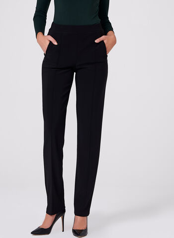 Frank Lyman - Pull-On Slim Leg Pants, , hi-res