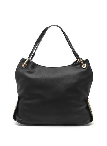 CÉLINE DION - Symphony Hobo Bag, Black, hi-res