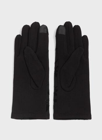 Cherry Tree Print Gloves , , hi-res