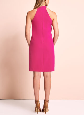 Maggy London - Halter Neck Bow Dress, , hi-res