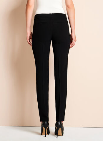 Skye Straight Fit Slim Leg Pants, , hi-res