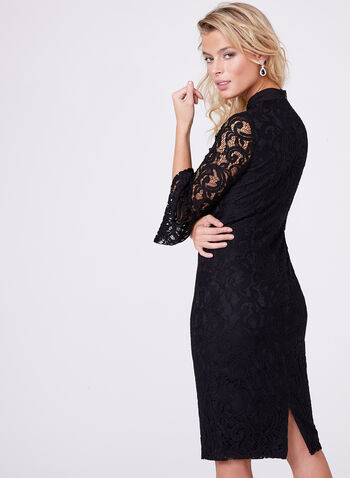 Maggy London - Lace Sheath Dress, , hi-res