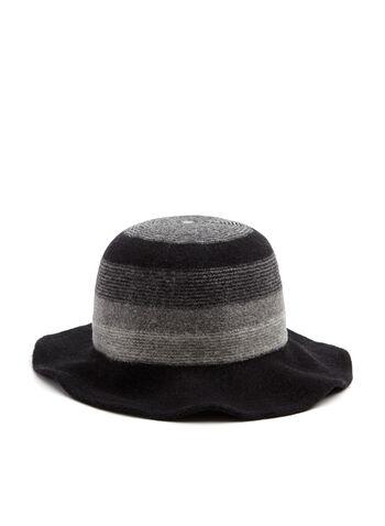 Wool Blend Cloche Hat, , hi-res