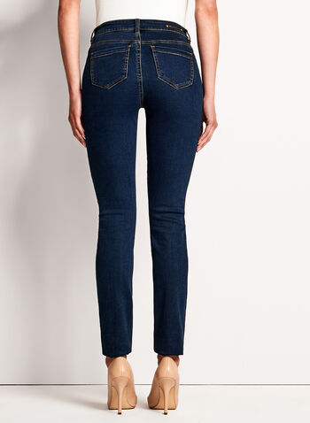 Sculpting Slim Leg Jeans, , hi-res