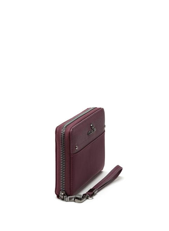 CÉLINE DION -  Presto Long Wallet, Red, hi-res