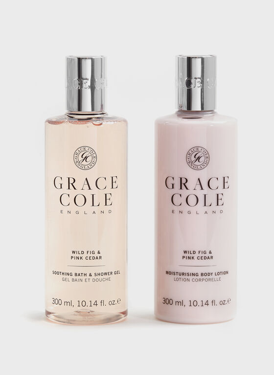 Grace Cole - Body Care Duo, Pink, hi-res